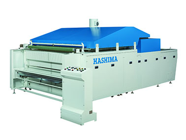 Sponging Machine